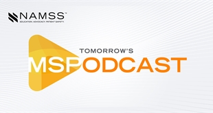 The Tomorrow's MSP Podcast, Episode 3: Preparing for the NAMSS 44th Education Virtual Conference